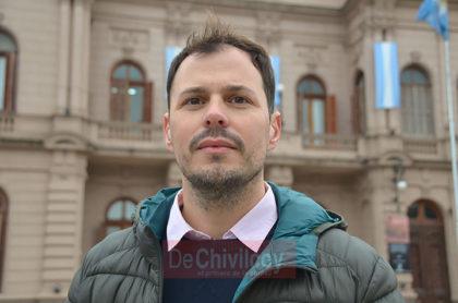"""Ezequiel Caselles (Vamos): """"Somos el único espacio que construyó unidad desde lo diverso"""""""