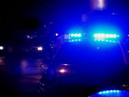 Fuerte colisión entre un camión y un automóvil en las últimas horas de la tarde de ayer
