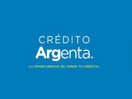 Créditos ARGENTA: El programa de préstamos se renueva otra vez