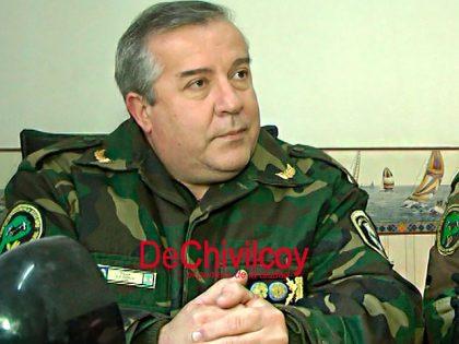Coordinación de Seguridad Rural: Comisario Mayor Sergio Fitipaldi reemplazó al Comisario Mayor Oscar Mattias