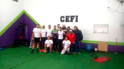 """El equipo de ciclismo """"Ciudad de Chivilcoy"""" se encuentra realizando la pretemporada"""