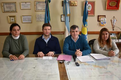 El intendente y los bloques del HCD solicitan la extensión del tren Mercedes-Moreno hasta Chivilcoy