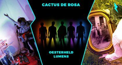 La banda chivilcoyana Oesterheld se presenta mañana en el Centro Cultural Recoleta