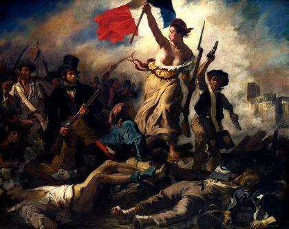228º Aniversario de la Revolución Francesa