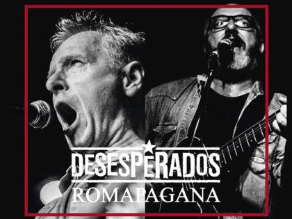 Romapagana, la banda de post-punk que capitanea Andrea Prodan se presenta el 8 de julio en Chivilcoy
