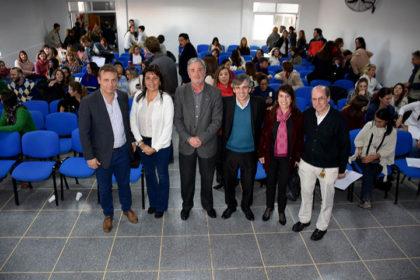 El Intendente participó de la primera Jornada Regional de Salud Mental y Adicciones del Sedronar