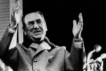 Publicación pedida: A 43 años de la desaparición física del General Perón