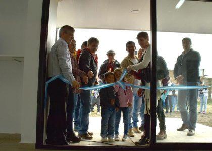 Se inauguró el SUM del Barrio Cielos del Sur