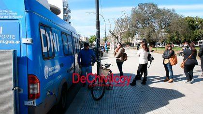 El RENAPER en Chivilcoy: Se tramita DNI digital, renovación y pasaporte