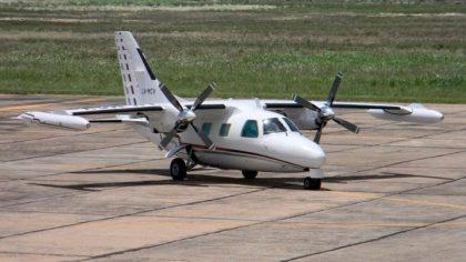 Encontraron en el delta del río Paraná los restos del avión desaparecido desde hace 26 días