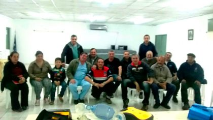 Equipamiento médico para La Rica