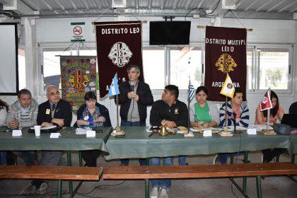 Primera Convención del Consejo del Club Leo