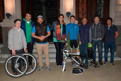 Santiago Lasala clasificó a la etapa final de los Juegos Bonaerenses