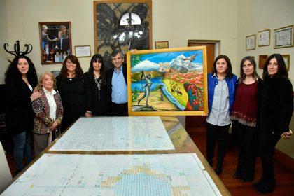 Se afianzan lazos culturales con la comunidad italiana