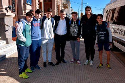 Torneos Bonaerenses: Fútbol en Arena