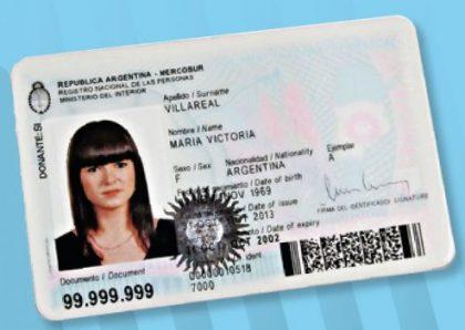 Operativo especial del Registro de las Personas para las PASO 2017