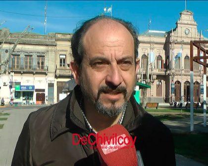 """Fernando Poggio (Unidad Ciudadana) Acusó a Britos de ser """"una especie de muleto de la gobernadora Vidal"""""""