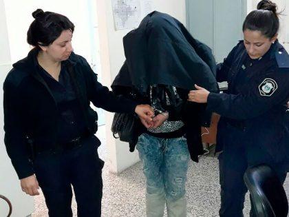Una mujer fue detenida por robar en el acto del Dr. Britos en Estadio Centro