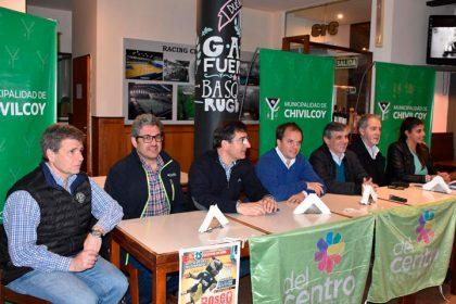 """Presentaron el 15º Encuentro Nacional de Escuelas y Minibásquet """"Municipalidad de Chivilcoy"""""""