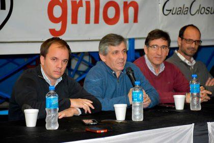 Racing Club presentó el plantel para el Torneo Federal de Básquet