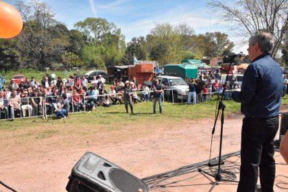 Se celebró el 109° Aniversario de Emilio Ayarza