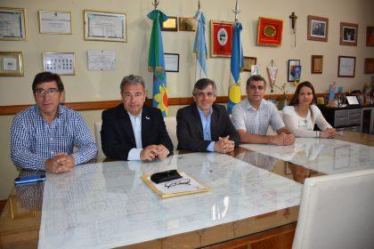 Se presentó a Hernán Sacco como el nuevo director de CAZMA