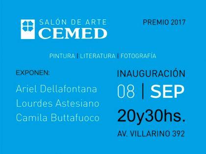 2º Salón de Arte CEMED 2017