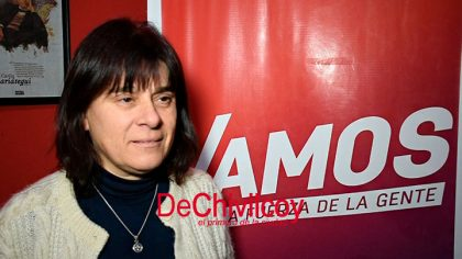"""Carolina Zunino (VAMOS): """"Desde el Municipio no se hace lo suficiente para el desarrollo productivo y laboral"""""""