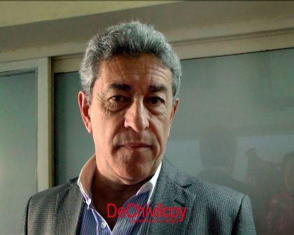 """Di Renzo: """"Cuidar la plata de los chivilcoyanos para mí es un elogio no un problema"""""""