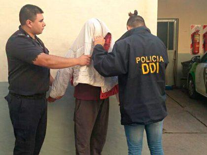 Detienen a una persona por portación de arma de fuego de uso civil