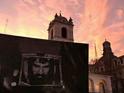 """""""TE INVITO A BUSCARLO, por Samantha San Romé"""", en respuesta a la nota de Luis Mariano sobre el caso  Maldonado"""
