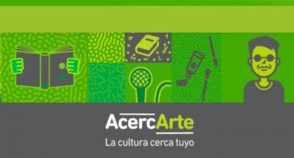El programa cultural AcercArte llega a Chivilcoy este fin de semana