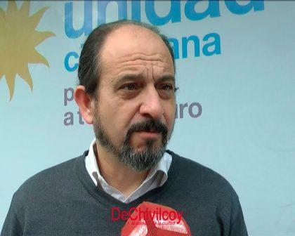 """Poggio: """"El gobierno municipal no ha tenido la capacidad de trabajar sobre las problemáticas"""" [Video]"""