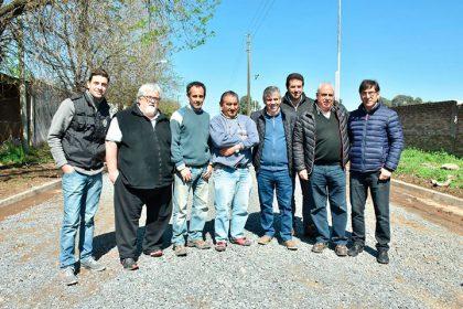 La Municipalidad resolvió un problema histórico para los vecinos del Barrio Sur [Video]