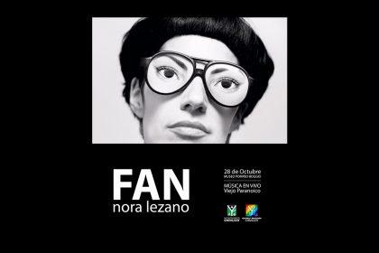 """""""FAN"""" de Nora Lezano: el ojo fotográfico del rock nacional en el Pompeo Boggio"""