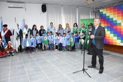 Acto oficial por el Día del Respeto a la Diversidad Cultural