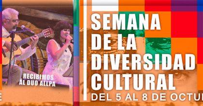 Alberti: Se inicia la Semana de la Diversidad Cultural