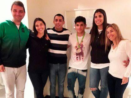 Chivilcoy obtuvo su primera medalla en los Bonaerenses