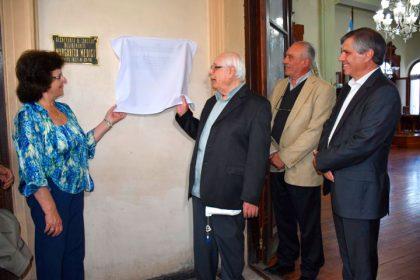 Universidad de Luján: El Intendente participó del 45º aniversario del Centro Regional Chivilcoy