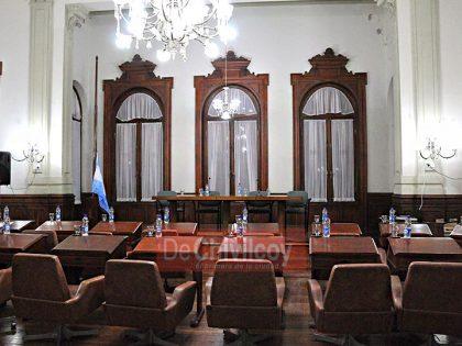 Concejo Deliberante: Orden del Día para la sesión de este jueves