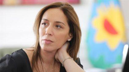 Durísima acusación de María Eugenia Vidal a los kirchneristas