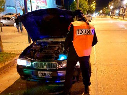 Operativos en diferentes barrios de la ciudad con varios detenidos