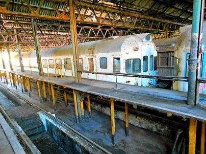 Reactivarán los talleres ferroviarios en Mechita