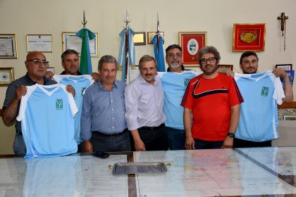 Chivilcoy estará representado en la Copa del Mundo de Fútbol Amateur Río de Janeiro 2017
