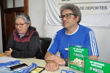 La 3º carrera en los Pueblos Rurales será en Ramón Biaus