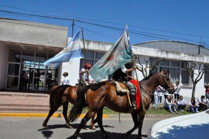 Moquehuá celebró el Día de la Tradición