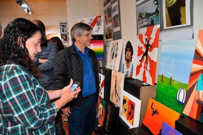 Muestra colectiva de jóvenes en el Complejo Histórico