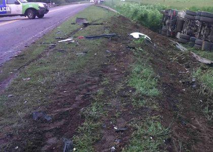 Habrían dado con el automovilista que provocó el accidente donde perdió la vida Rafael D´Angelo