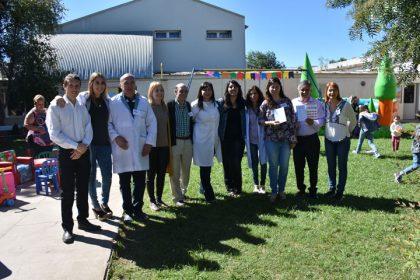 Se celebró la Semana Mundial del Prematuro en el Hospital de nuestra ciudad