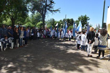Se desarrolló la Feria Escolar Rural en Benítez